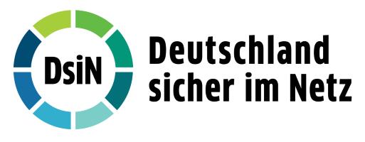 Deutschland sicher im Netz, Logo