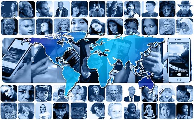 Informationen über menschen sind frei zugänglich