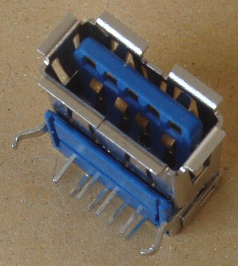 USB 3.0 Typ A Buchse