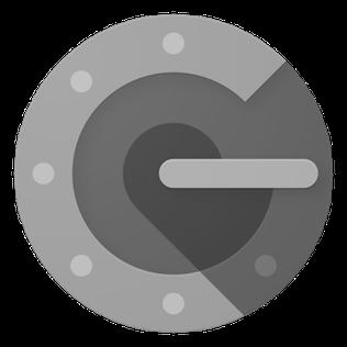 Icon der Google Authenticator App für Android