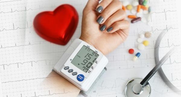 Blutdruck überwachen