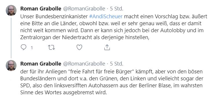 Mögliche Strategie von Andreas Scheuer