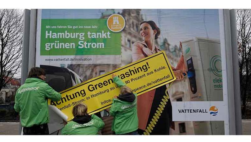 Hamburg tankt grünen Strom