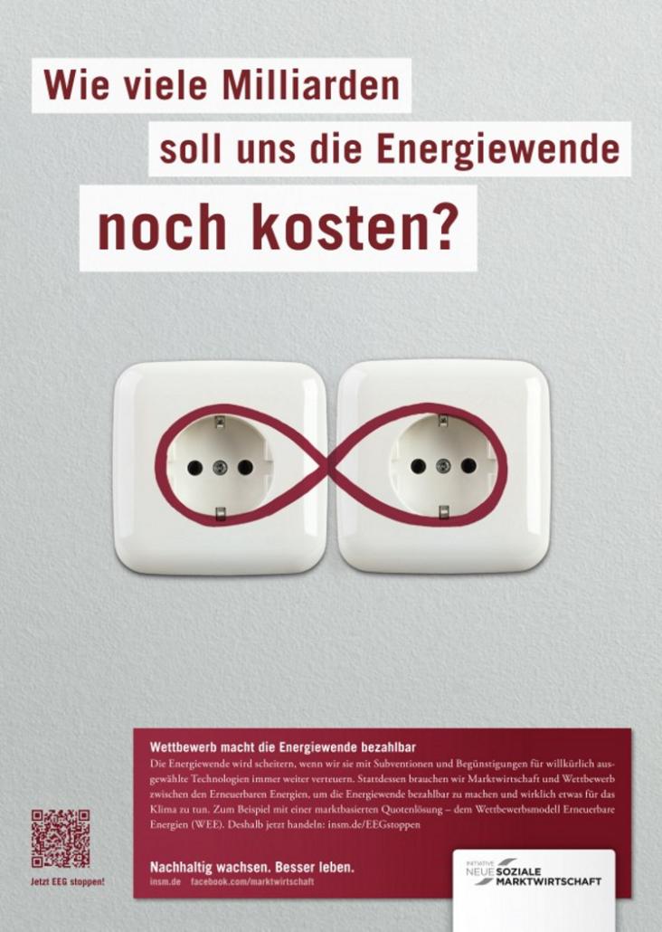 INSM Kosten Energiewende
