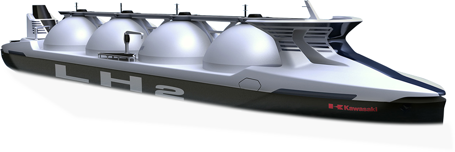 Kawasaki LH2 Tanker 160.000 m³